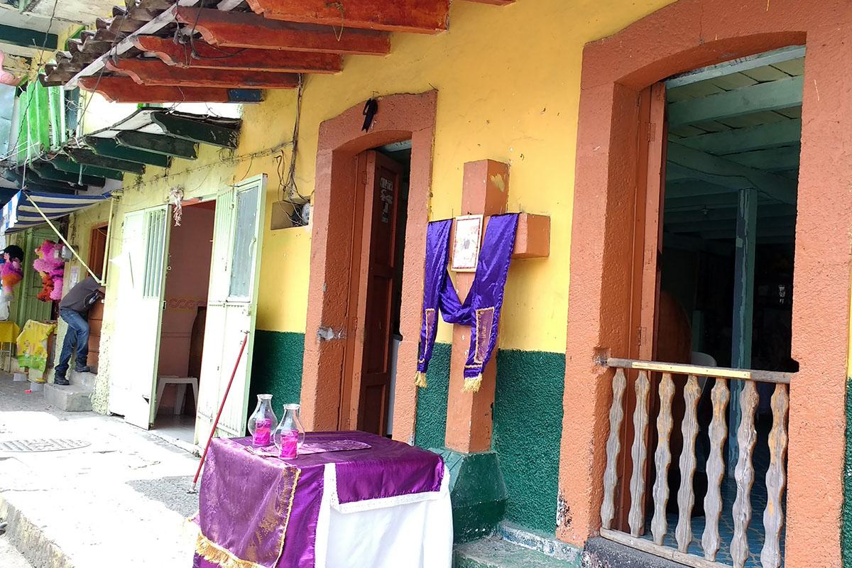 9 / 20 - Entrega de juguetes en la comunidad de Ayahualulco