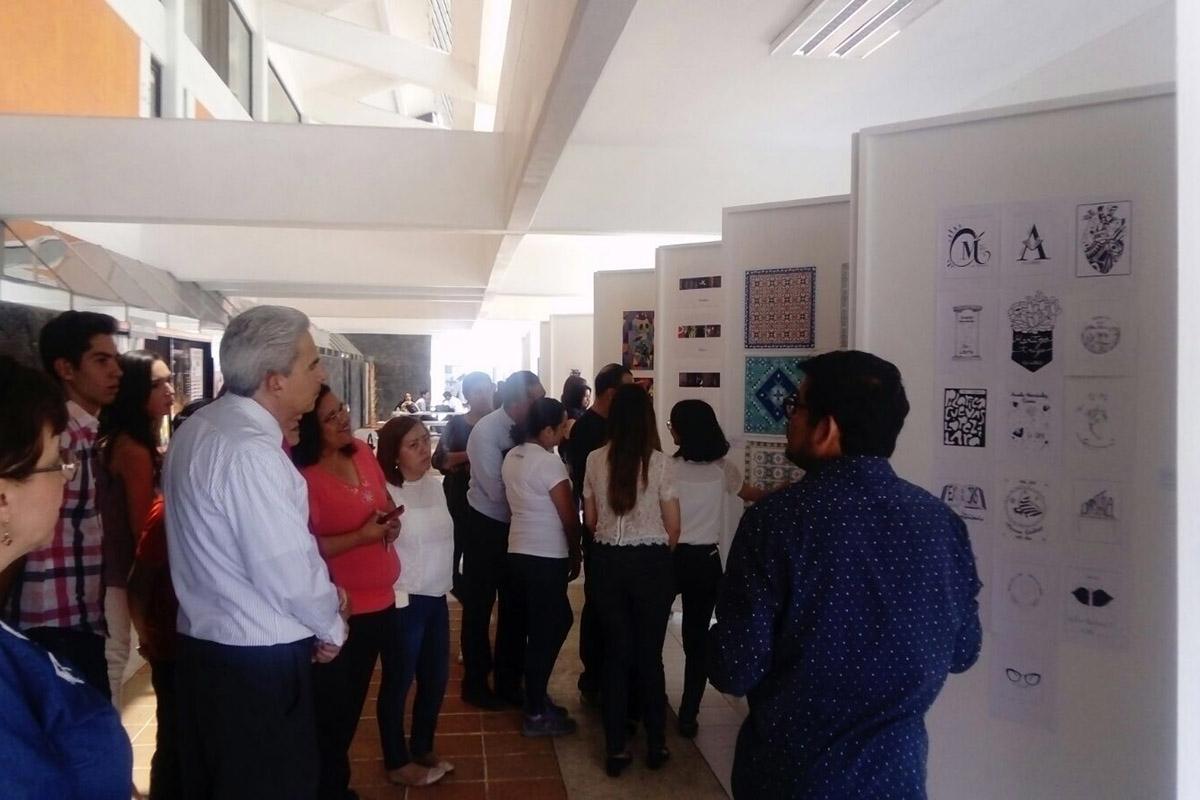 3 / 5 - Exposición de Alumnos de Diseño Gráfico