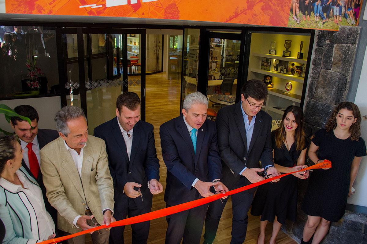 La Universidad Anáhuac Xalapa inaugura espacios Académicos