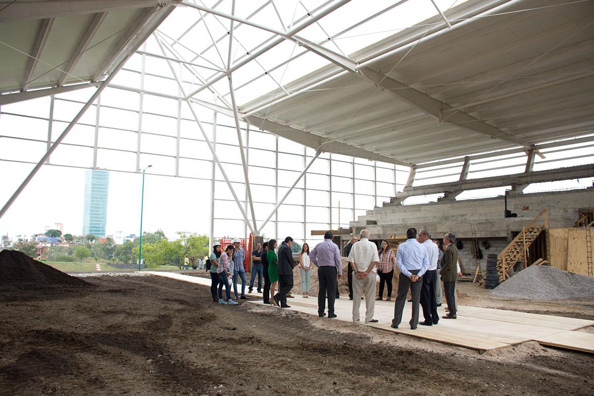 7 / 15 - Patronato de la UAX inaugura Laboratorios de Bachillerato Anáhuac