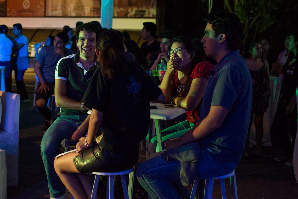 1 / 12 - Noche de Talentos Anáhuac