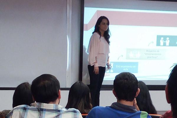 Consultoría brasileña busca jóvenes talento en la Universidad Anáhuac Xalapa