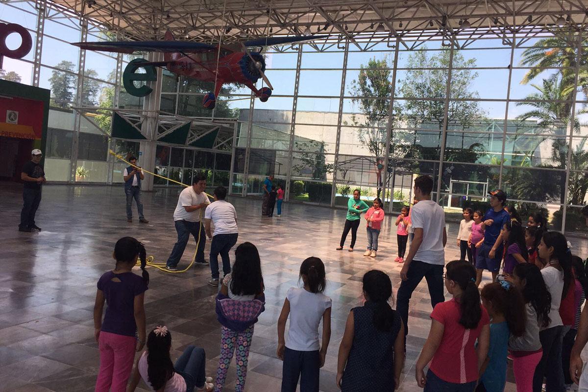 7 / 8 - Soñar Despierto y ASUA festejan a más de 250 niños en su día
