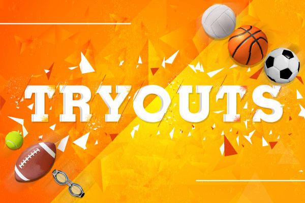 Tryouts para Fútbol, Voleibol, Básquetbol, Tenis, Natación y Tochito