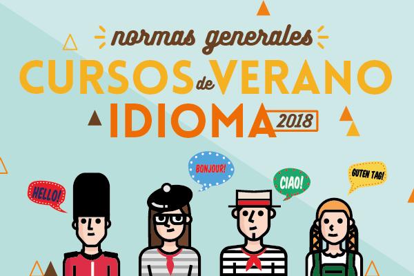 Información para Cursos de Verano 2018 de Idiomas