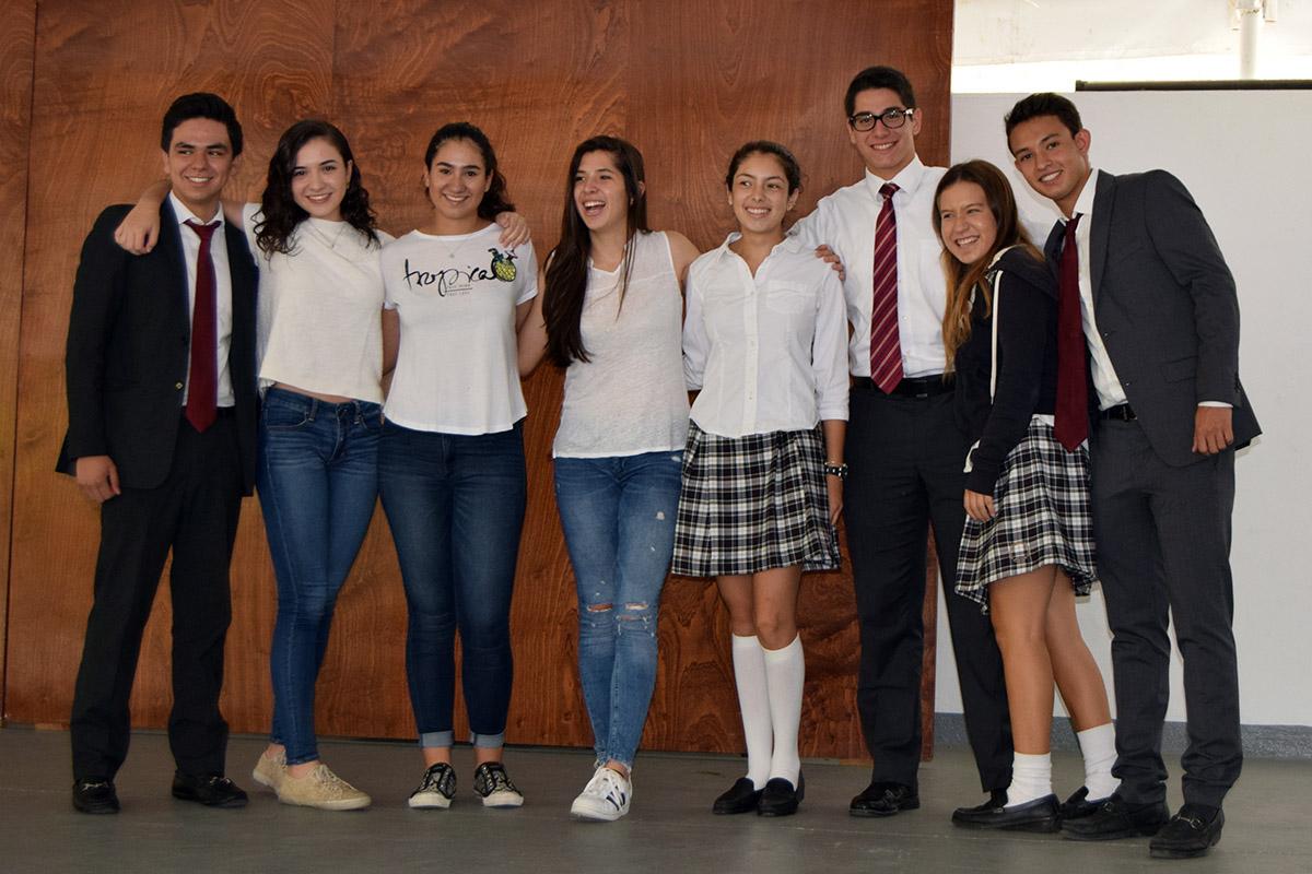 1 / 16 - Visita del Instituto Down de Xalapa