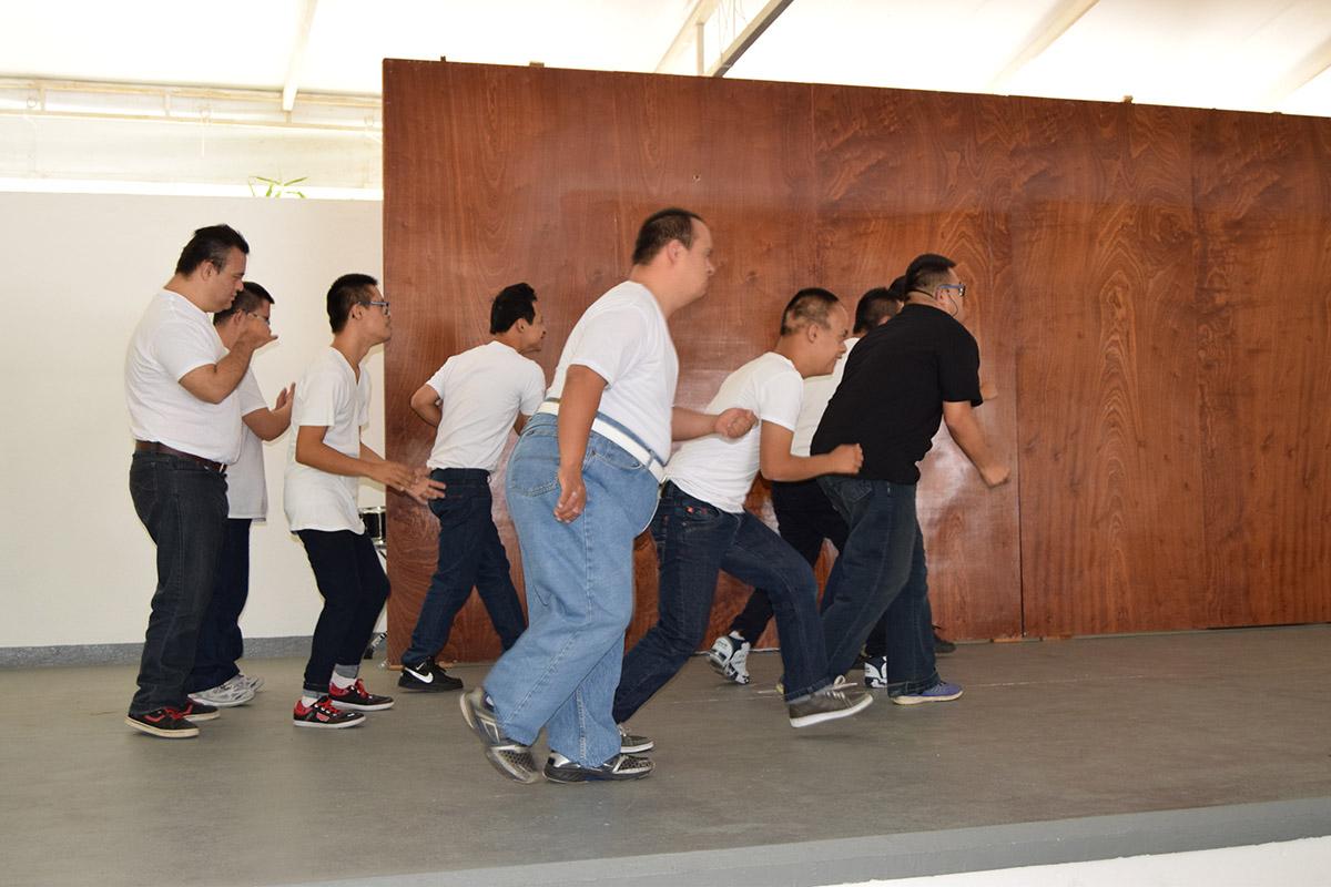 7 / 16 - Visita del Instituto Down de Xalapa