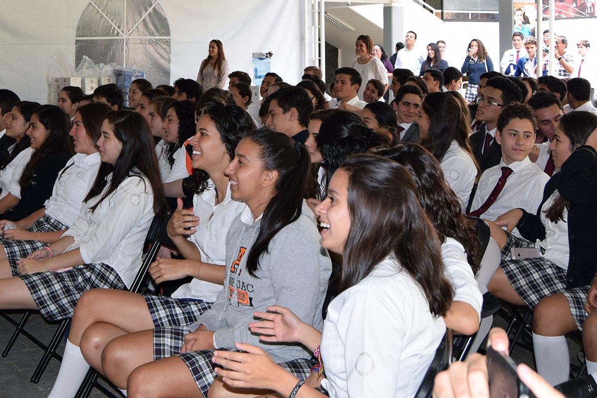 13 / 16 - Visita del Instituto Down de Xalapa