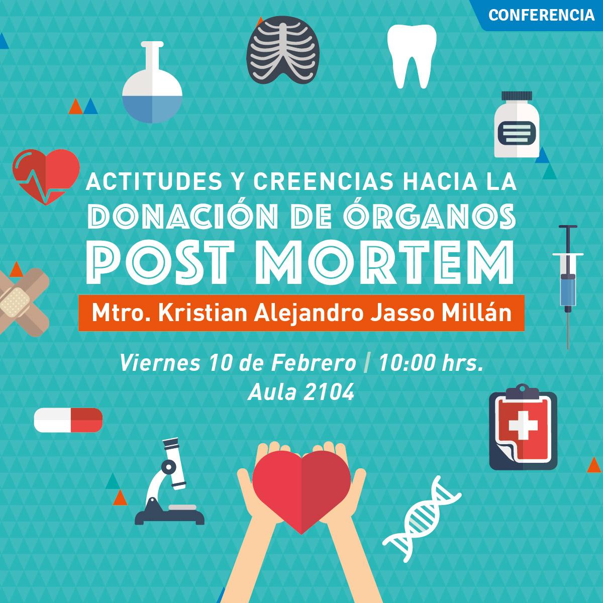 Actitudes y Creencias hacia la Donación de Órganos Post Mortem