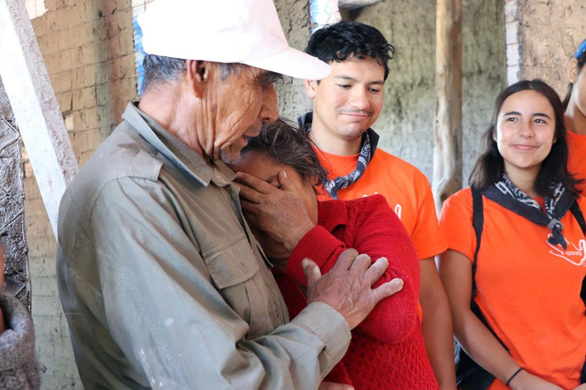 1 / 10 - ASUA Construye entrega casas en San Antonio Alpanocan