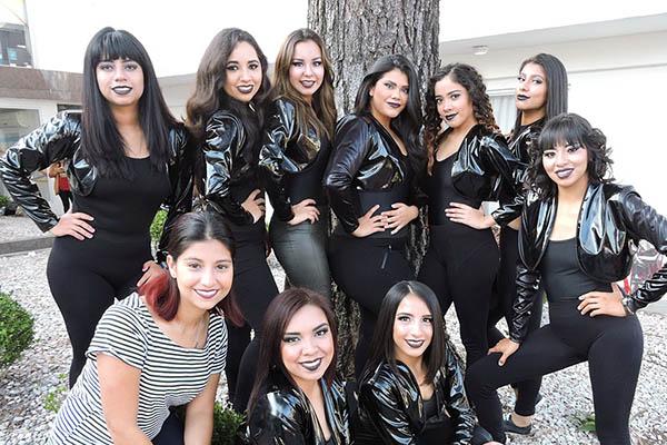 Taller de Baile participa en el Festival Xalapa Baila 2017
