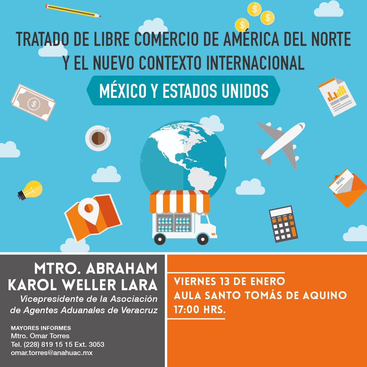 TLCAN y el Nuevo Contexto Internacional