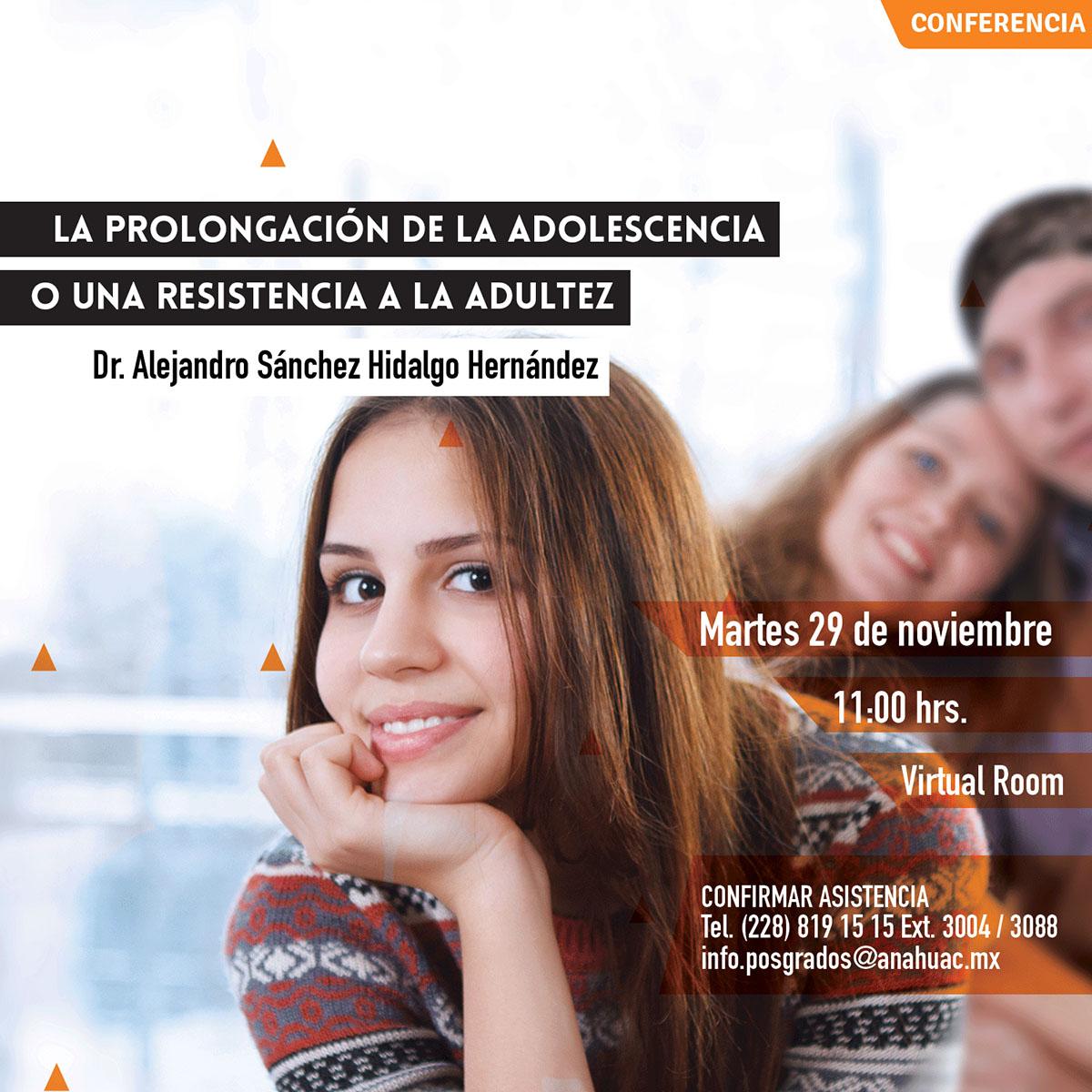 La prolongación de la adolescencia o una resistencia a la adultez