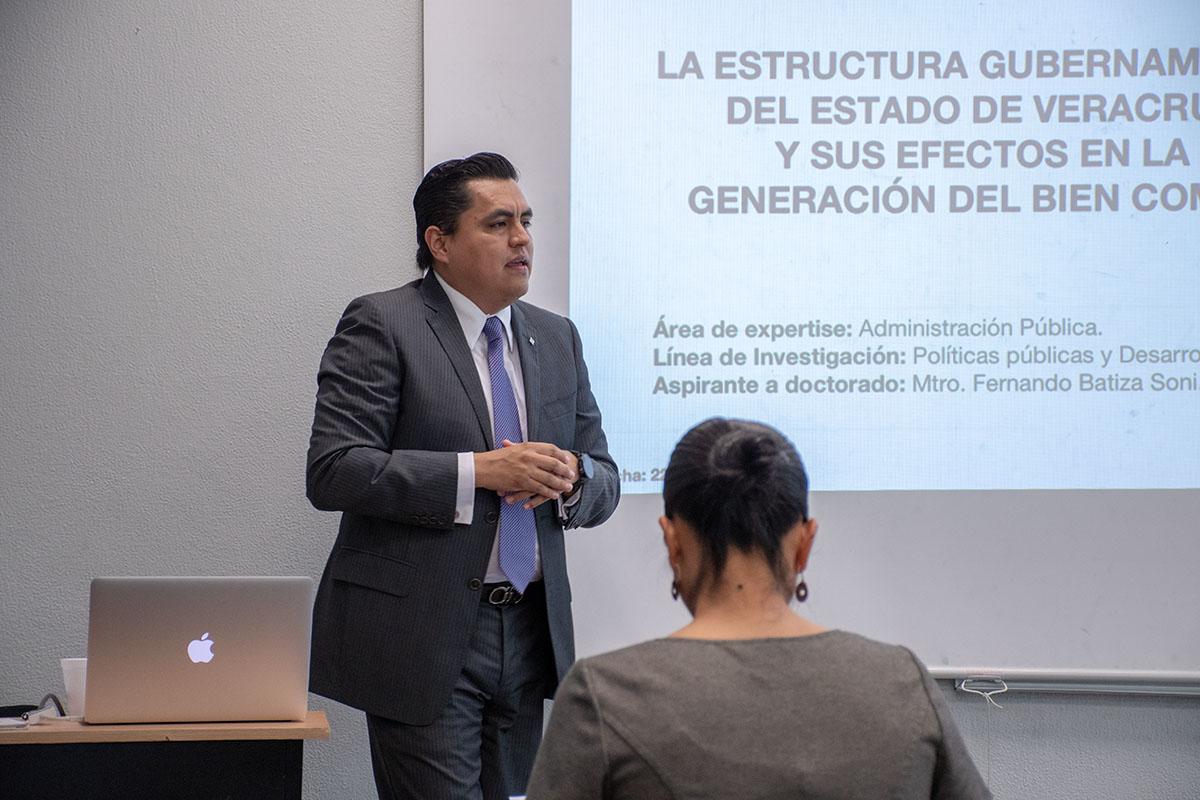 5 / 6 - 1er Coloquio de Avances de Investigación del Doctorado en Administración