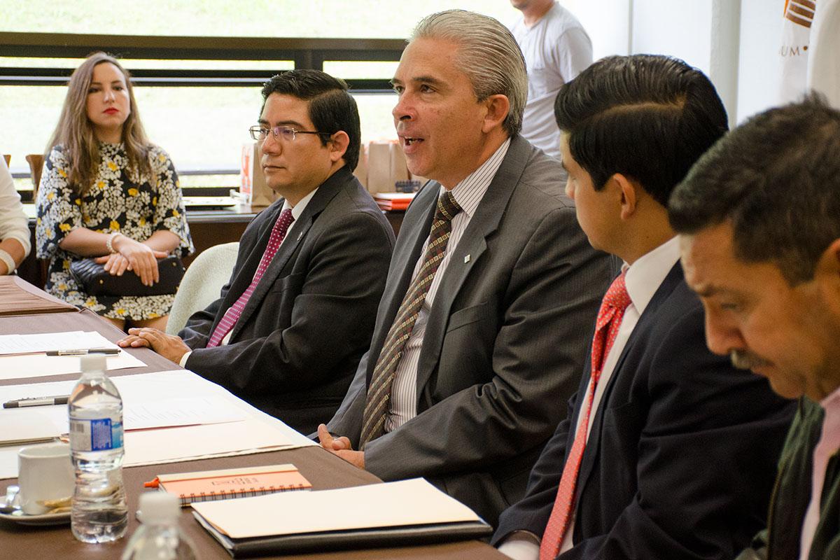 1 / 4 - Instauración del Consejo Consultivo de Negocios Internacionales