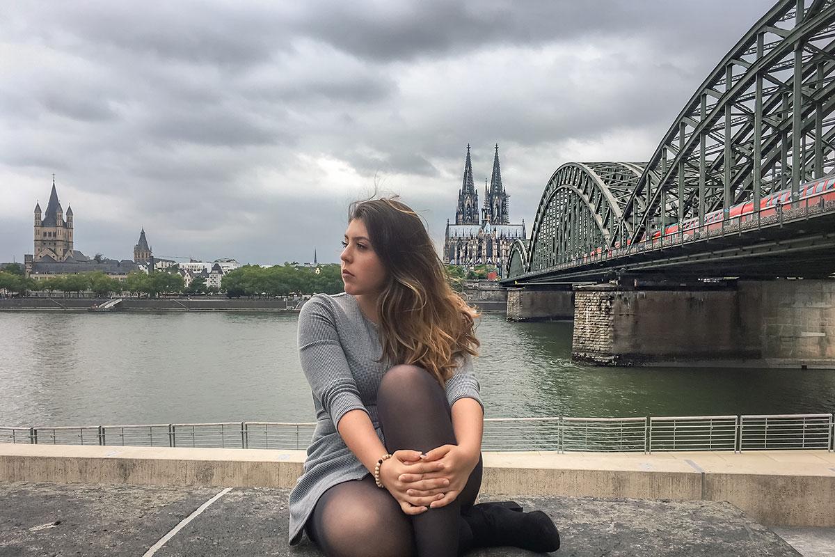 4 / 4 - Realizan estancia en la Universidad de Colonia, Alemania