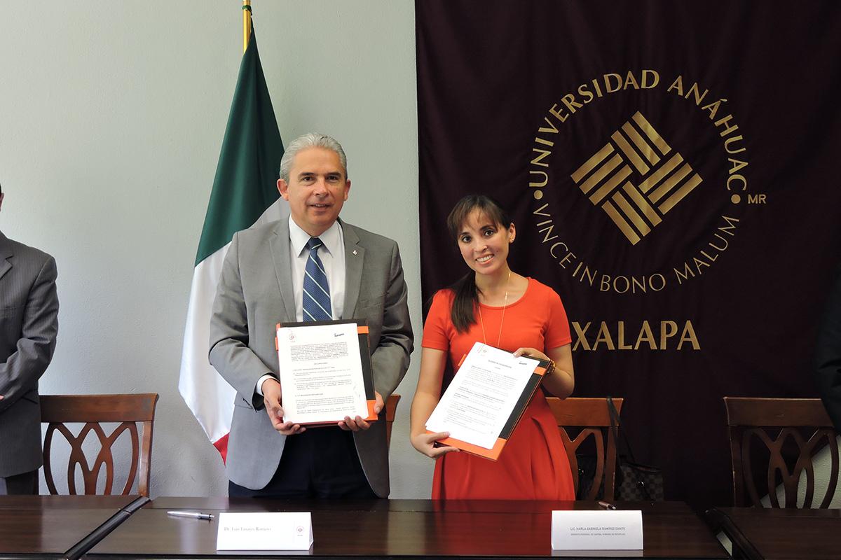 4 / 4 - Se firma convenio con Rotoplas, empresa internacional de origen mexicano