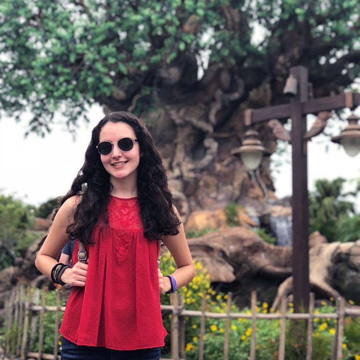 3 / 4 - Alumna de Psicología participa en el International College Program