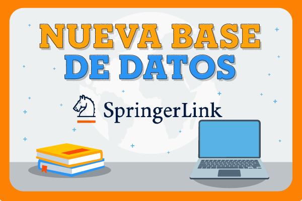 SpringerLink, nueva Base de Datos
