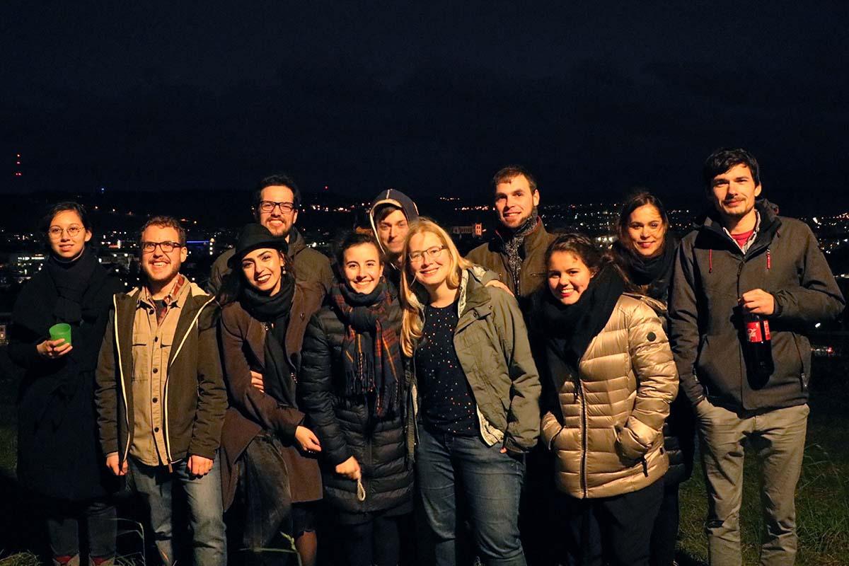 3 / 5 - Diseño Gráfico internacionaliza a sus alumnos en Alemania