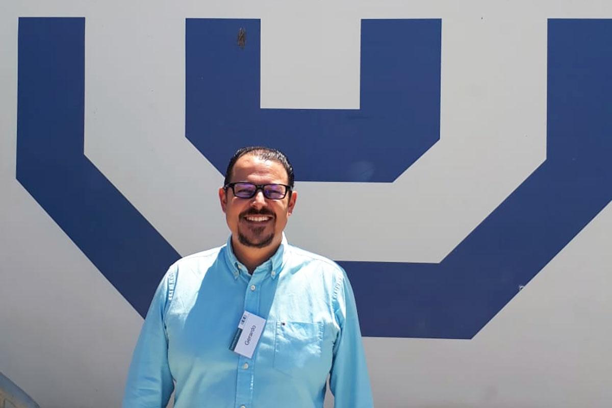 2 / 2 - Mtro. Gerardo Hernández Márquez, Coordinador de la Escuela de Psicología.
