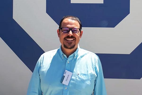 Coordinador de Psicología participa en curso en España