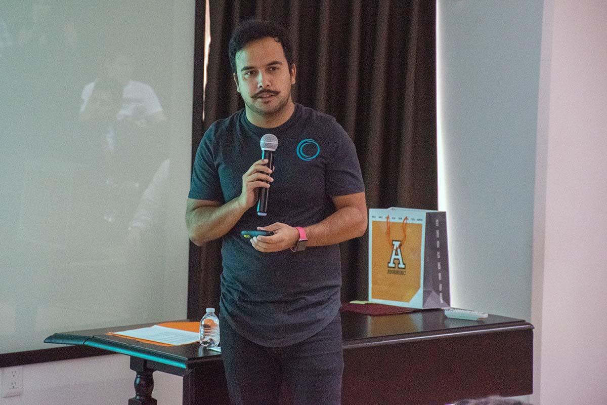 2 / 7 - Sergio Jiménez Amozorrutia, CEO de Flink.