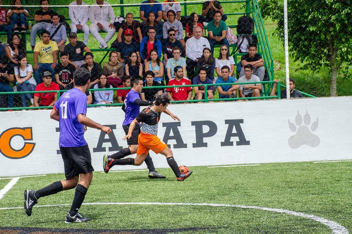 3 / 7 - Leones Fútbol Rápido Varonil vs UVP.