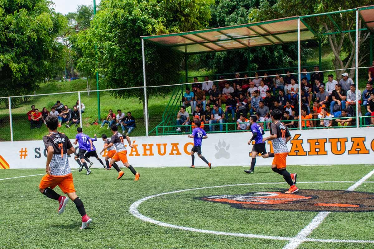 4 / 7 - Leones Fútbol Rápido Varonil vs UVP.