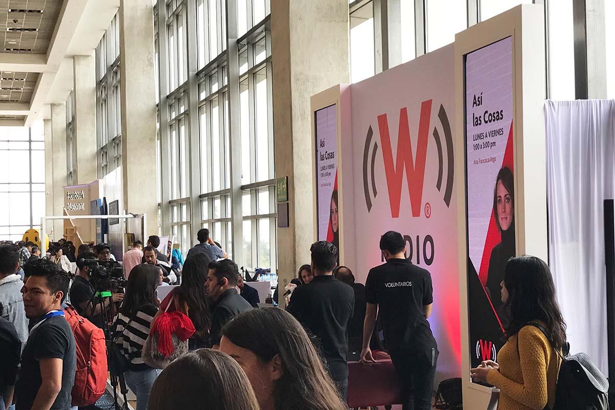 1 / 6 - Asistentes al University Forum en el marco del iab.CONECTA 2018.