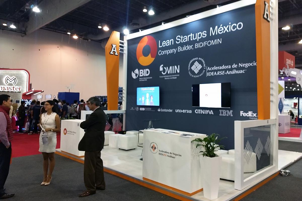 1 / 3 - Lean Startups México, iniciativa del FOMIN, el BID y la Universidad Anáhuac México.