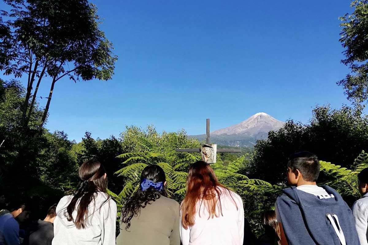 Retiro, taller y conferencias con los alumnos de la Prepa Anáhuac.