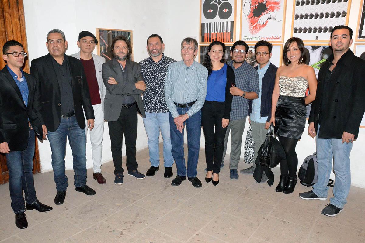 3 / 5 - Diseñadores a nivel nacional en la Expo Colectiva.