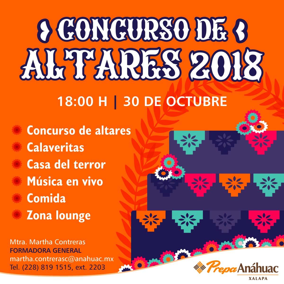 Concurso de Altares 2018