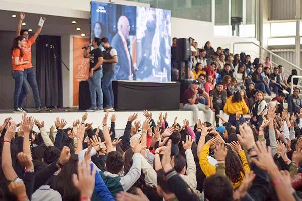 Campus Visit 2018