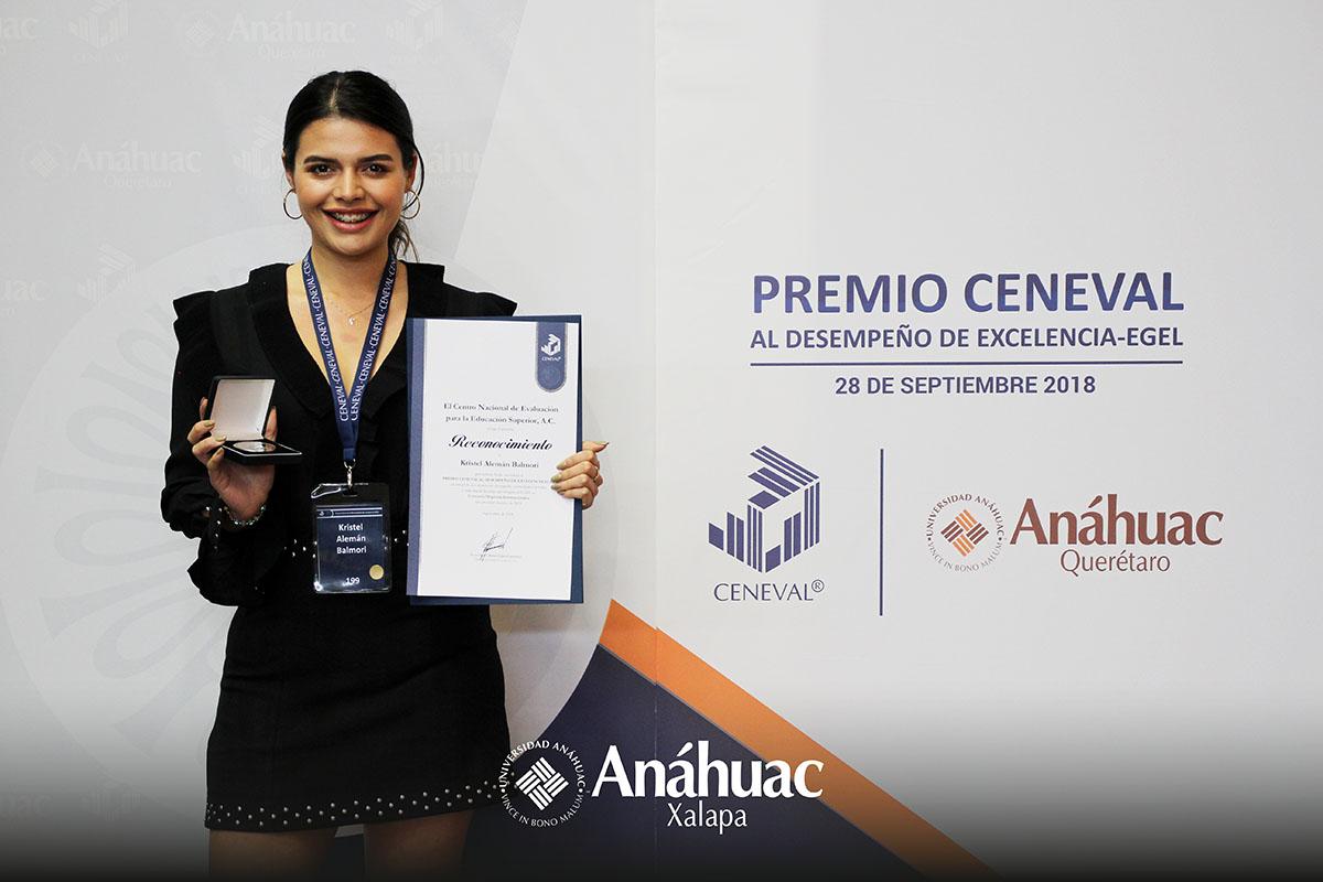 3 / 5 - Kristel Alemán Balmori, Negocios Internacionales.