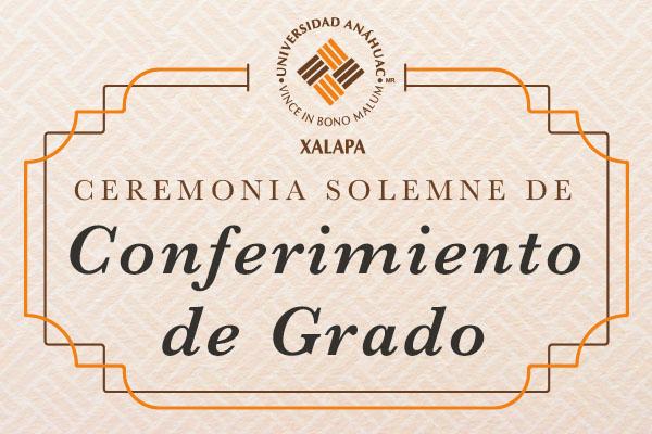 Conferimiento de Grado 2018