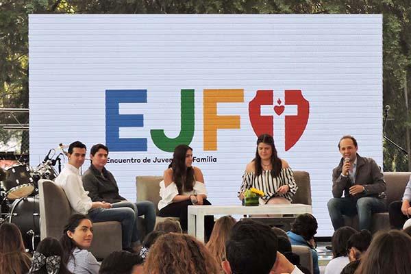 Encuentro de Juventud y Familia 2018