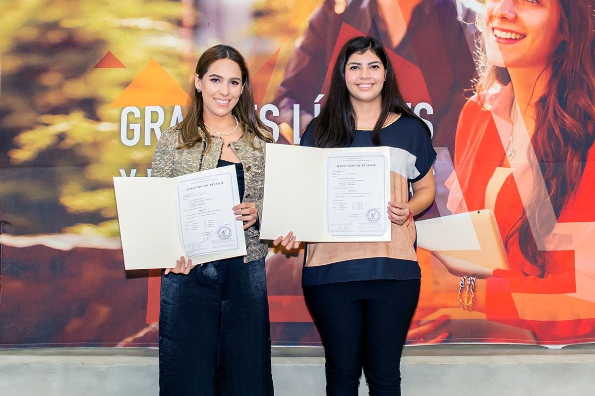 5 / 6 - Entrega de Certificados Internacionales en Lenguas Extranjeras