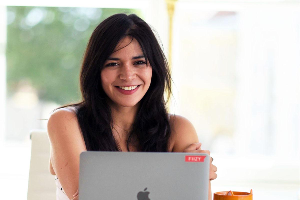 23 / 34 - Cecilia Betancourt Hermida, Content Marketing Manager en Fiizy Estonia.