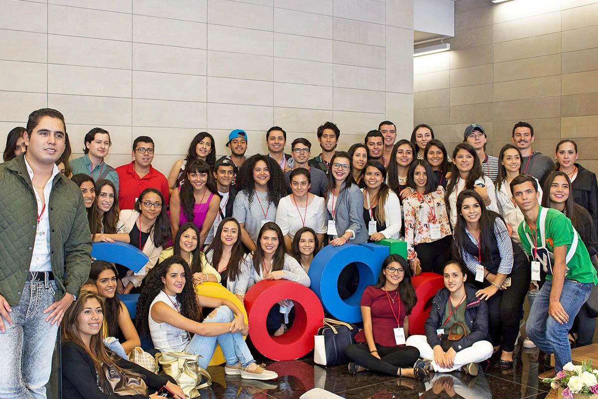 2 / 34 - Visita a las instalaciones de Google en CDMX.