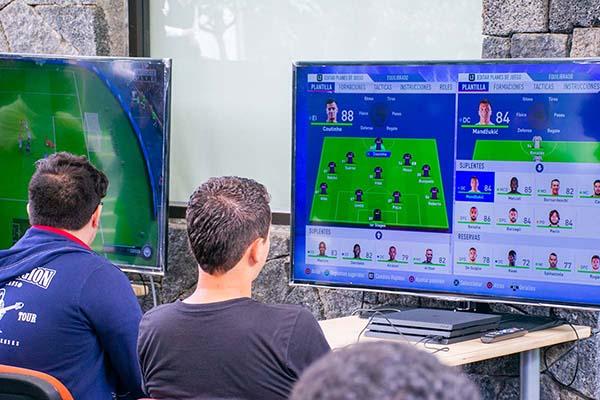 Primer Torneo FIFA Vértice