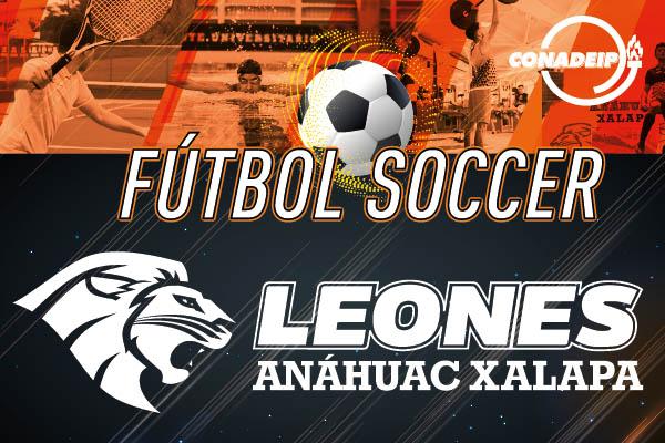 Fútbol Soccer Varonil: UX vs UAX