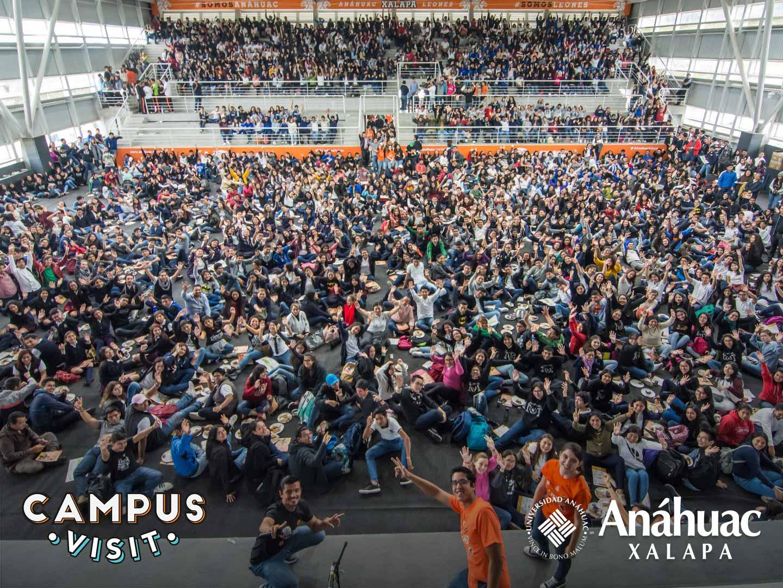 1 / 104 - Campus Visit 2018