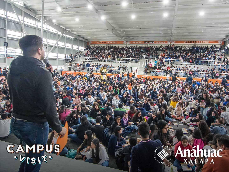 2 / 104 - Campus Visit 2018