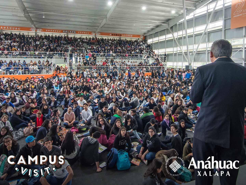 3 / 104 - Campus Visit 2018