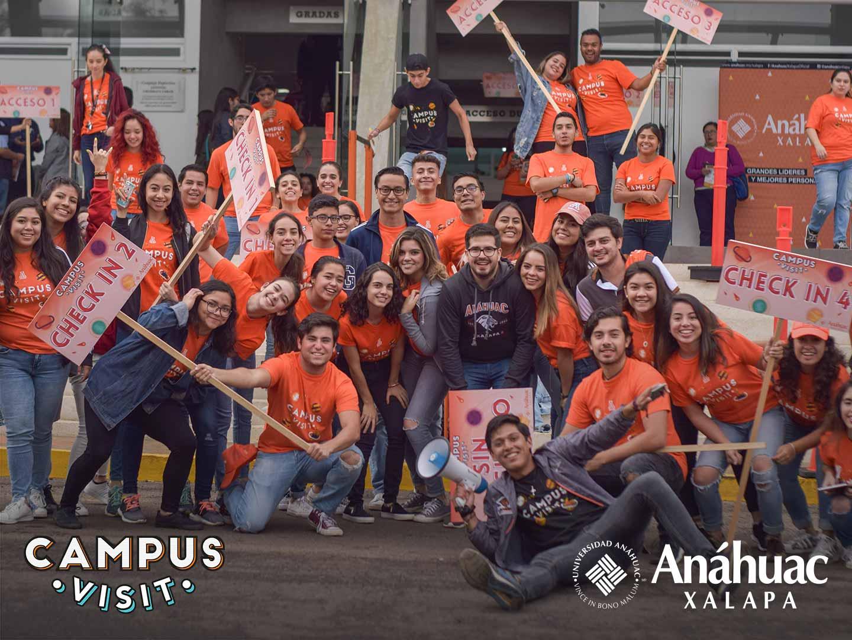 6 / 104 - Campus Visit 2018