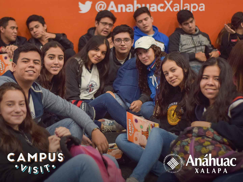 7 / 104 - Campus Visit 2018