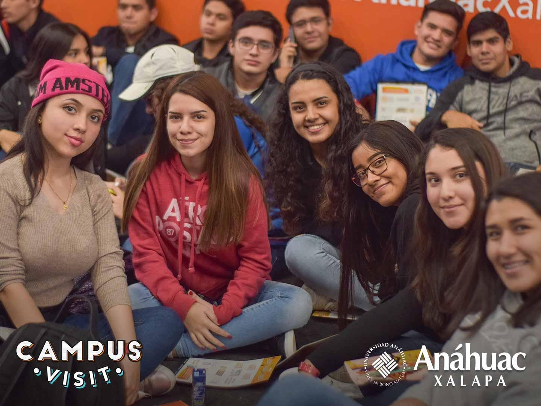8 / 104 - Campus Visit 2018