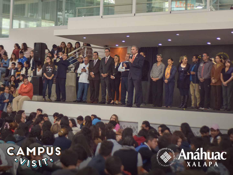 11 / 104 - Campus Visit 2018